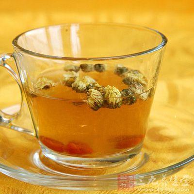 枸杞红枣茶
