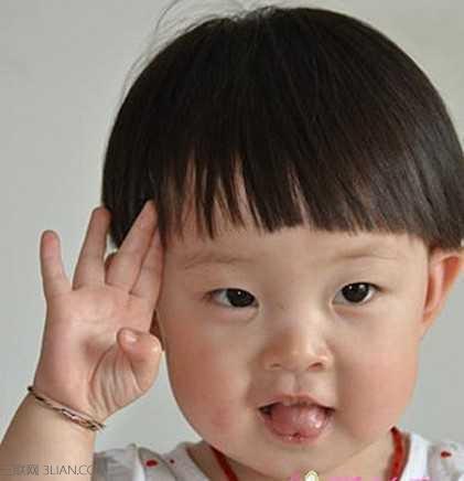 儿童适合什么锅盖头发型