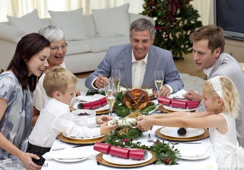 孩子餐桌礼仪