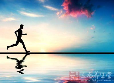 跑步减肥的正确青年超过这个数卷发方法减肥帅气瘦脸图片