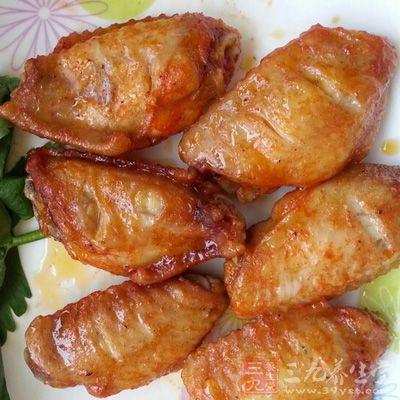 微波炉烤鸡翅3招教您在家做烤鸡翅-百科教程用碱发牛肚是什么捡图片