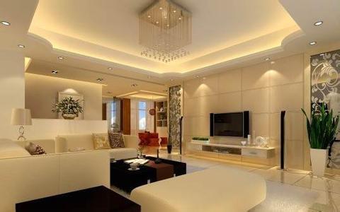 分类导航 生活百科 家居装修 室内设计理论 > 客厅天花吊顶设计方法