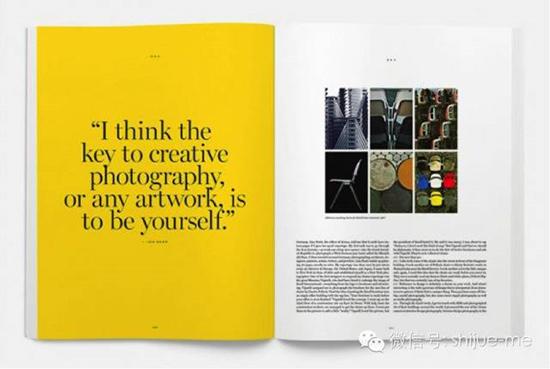 """每个平面设计师在其生命的某个时刻都会遇到这样的场景。当你告诉别人你是个平面设计师时,别人会说:""""就是设计宣传册之类的东西对吧?""""然后你很不情愿地回答:""""……差不多是那样吧……&rdq"""