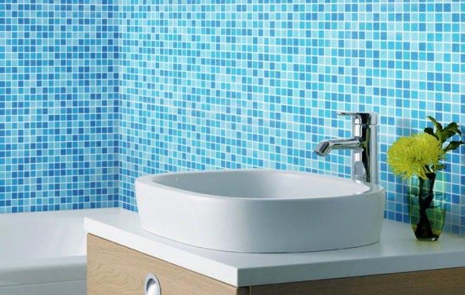 卫生间瓷砖设计效果图