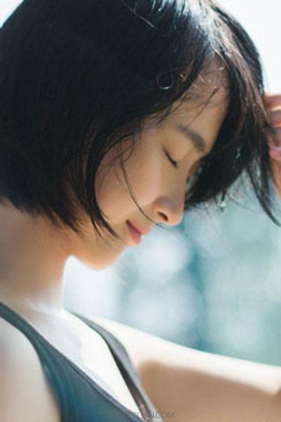 日系可爱短发发型图片大全
