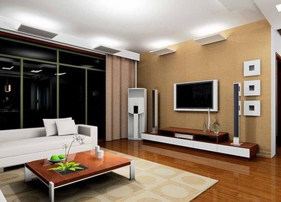 普通家庭客厅装修必须遵循的四大原则 三联
