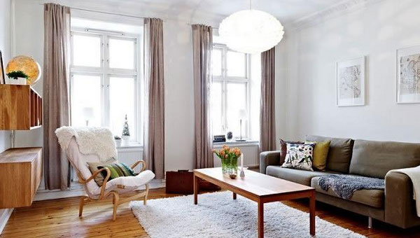 北欧装修风格装修案例