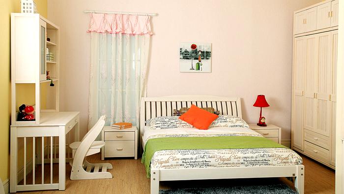背景墙 房间 家居 起居室 设计 卧室 卧室装修 现代 装修 700_394图片