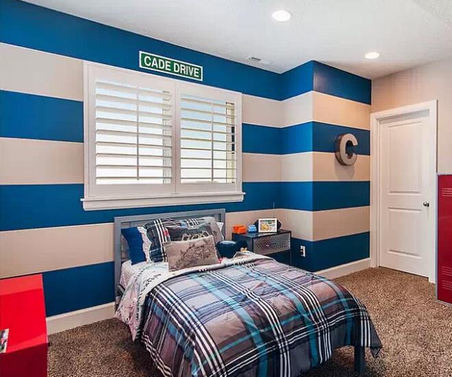 20款完美儿童房主题墙欣赏