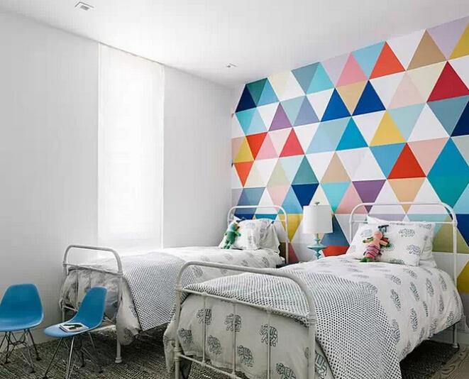 分类导航 生活百科 家居装修 室内设计理论 > 20款完美儿童房主题墙欣