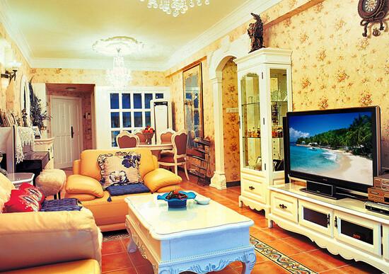 房屋装修欧美风格现代风格房屋装修图片15