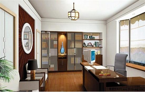 家庭书房装修设计