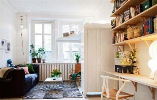 多功能书房设计之大户型书房设计诀窍