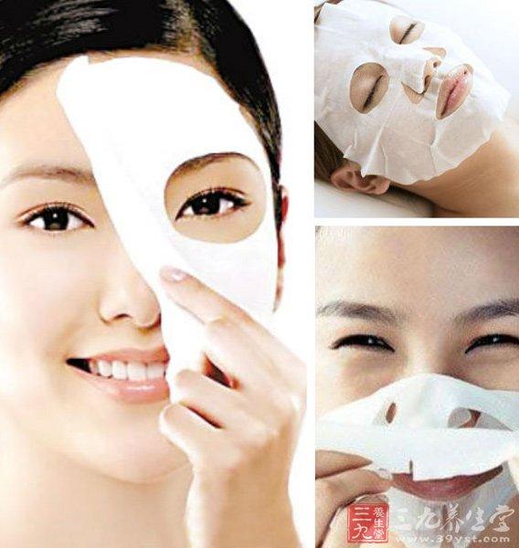 晚间护肤步骤二:卸妆 清洁脸部