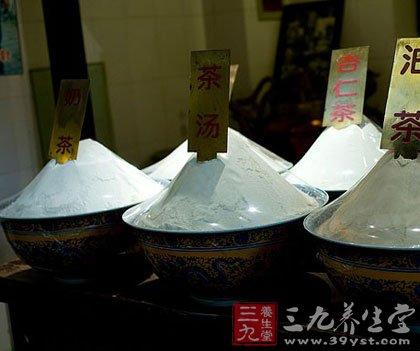 二观外形:各种茶叶都有特定的外 名优茶有各自独特的形状,如午子