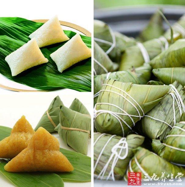 端午节吃粽子 怎样吃才健康