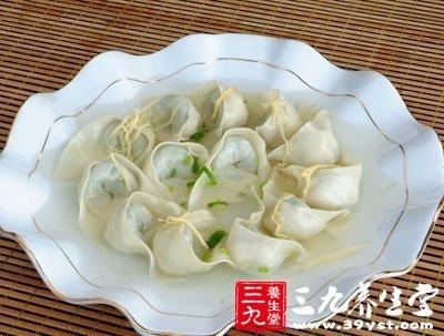 中式早餐食谱菜肉馄饨