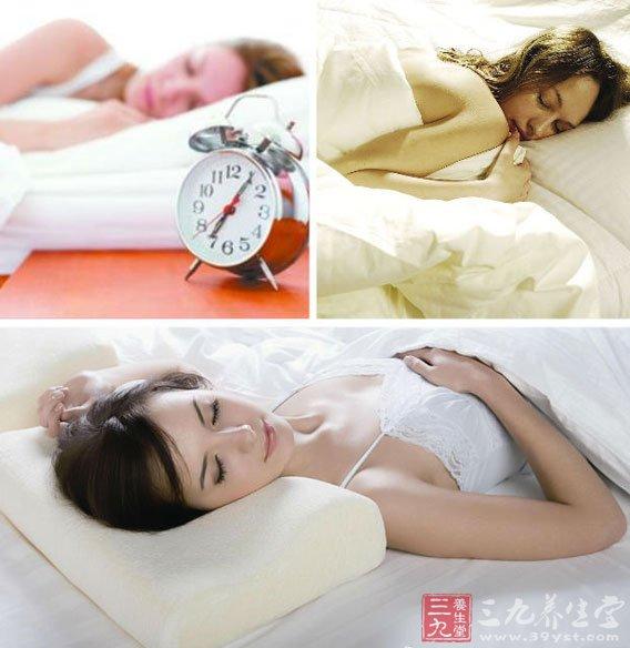 从九种不同睡姿看性格