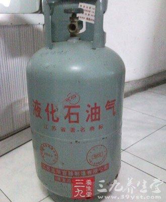 液化石油气用户安全用气常识图片
